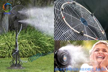 Cách làm giàn phun sương chất lượng cao