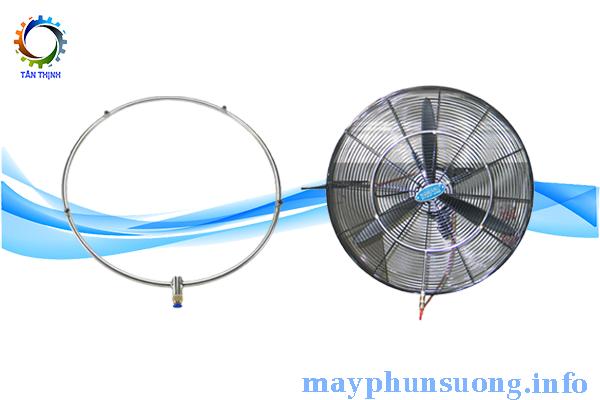 Hệ thống phun sương cho quạt