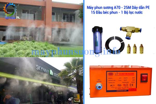 may phun suong A70-5