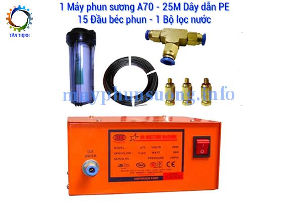 may phun suong a70-4