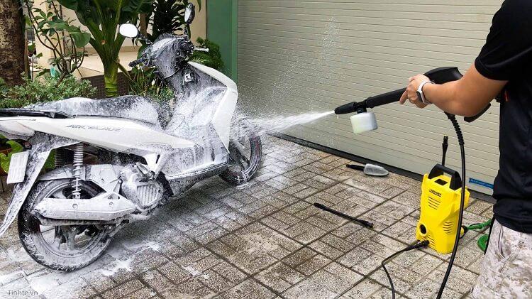 Máy phun rửa gia đình Karcher