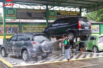 Mở cửa hàng rửa xe ô tô – Bộ thiết bị rửa xe ô tô chất lượng
